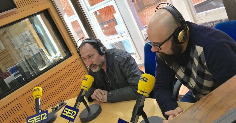 Entrevista a Daniel Albaladejo y José Bornás en SER Murcia